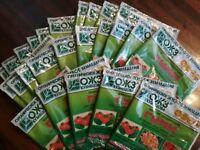 Organic fertilizer Humic acid fertility elixir
