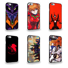 Anime Neon Genesis Evangelion Soft Phone Case Cover Skin for Apple iPhone iPod