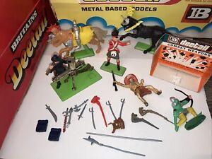 britains deetail toy soldiers Spares. Repairs