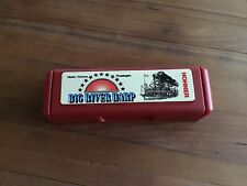 Hohner Big River Harp/ Original Package/ With How To Play Book