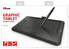 """TRUST 21794 PANORA ADVANCED WIDESCREEN 10"""" X 6"""" GRAPHICS TABLET, 2 YEAR WARRANTY"""