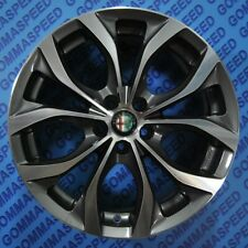 Set 4 cerchi in lega da 16 5x110 100 AP per Alfa Romeo Giulietta 159 Brera