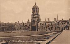 Post Card - Oxford / Christ Church, Tom Quad