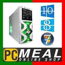 INTEL Core i3 7100 3.9GHz GAMING COMPUTER 1TB HDD 8GB DDR4 HDMI Dual Desktop PC