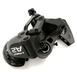 7-8 Speed Universal Rear Derailleur Black LTWOO Durable Practical To Use