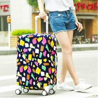 Elastic Luggage Suitcase Cover Protective Bag Dustproof Case Anti Scratch MA