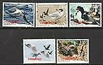 BIRDS >  NEW ZEALAND 2014 ENDANGERED SEA BIRDS   MNH  SET 5 [#2429]