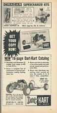 1959 Dart Kart Go Kart Ad