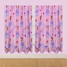 Disney Princess Sofia The First Academy 66 X 72 Curtains 1 St
