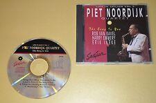 Piet Noordijk Quartet - Live In Sesjun Vol.2 / Timeless 1993 / Rar