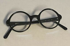 Vintage Eyeglasses Ralph Lauren Ph 2092 round Black Brand New