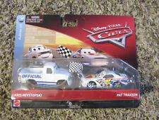 Disney Pixar Cars 3 - Kris Revstopski & Pat Traxson 2-Pack Florida 500 series