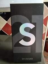 Samsung Galaxy S21 Ultra 5G SM-G998B/DS - 512GB - Phantom Silver (Sbloccato)