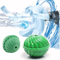 Eco Magic Laundry Ball Orb No Detergent Wash Wizard Style Washing Machine b7De