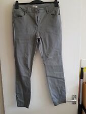 Lovely khaki slim/skinny jeans by spirit at M & Co Size 10