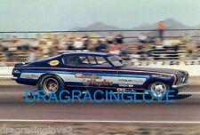 """Candies & Hughes"" Leonard Hughes 1969 Plymouth 'Cuda Nitro Funny Car Photo!"