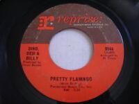 Dino, Desi & Billy Pretty Flamingo / If You're Thinkin' 1966 45rpm VG+