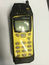 Nokia 5110, 5110e, 5110i, 6110,6150 Leather Case with Belt Clip L-4500 Brand New