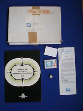 KLM Airways 50th Anniversary promotional board game  1969