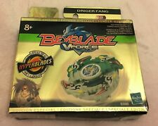 Beyblade Hasbro Driger F Fang A-24 Sealed New Hyperblades Special Edition Vforce