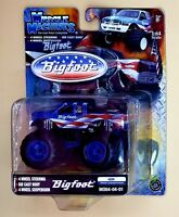 MUSCLE MACHINES 1:64 SCALE MONSTER TRUCKS VARIOUS THEMES BIG FOOT BEAR FOOT