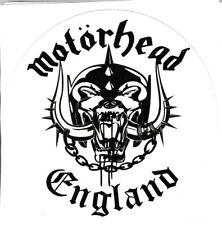 Sticker MOTORHEAD ENGLAND 80mm