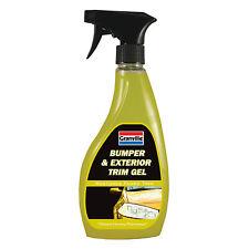 Granville Exterior Bumper & Plastic Trim Cleaner Restorer Gel Polish Wax 500ml