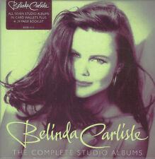 The Complete Studio Albums  von Belinda Carlisle (7 CD Box -Set)
