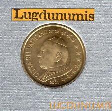 Vatican 2003 10 Centimes d'Euro BU FDC 65 000 exemplaires Provenant du coffret B