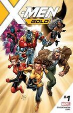 X-Men Gold #1 Unread Near Mint FIRST PRINT Adrian SYAF