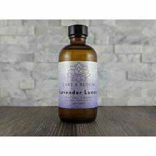 Lavender Lemon Facial Toner Featuring Lavender Water, Lemon Essential Oil