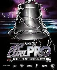 "Surf Surfing DVD "" RIP CURL PRO 2008 "" Contest Bells Beach torquay victoria"