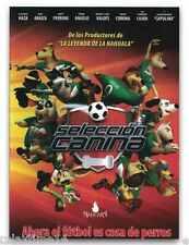 Seleccion Canina DVD De Productores De La Leyenda De La Nahuala BRAND NEW