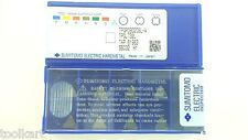 ONE SUMITOMO TPGL732L TPGR090208L-W H1 CARBIDE INSERT