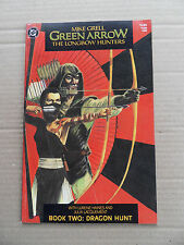 Green Arrow : the Longbow Hunters 2. Mike Grell / 1st Print - DC  1987 - FN / VF