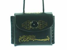 Islamic Mini Quran Car Mirror Hanging Decoration Quality Leather Ideal Eid Gift