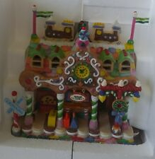 LEMAX SUGAR N SPICE SUGARLAND STATION BRAND NEW NRFB #55237 CHRISTMAS DISPLAY