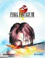 PC Spiel - Final Fantasy VIII mit OVP / DVD Box
