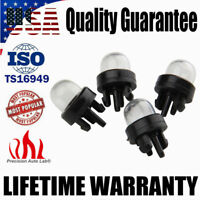 4x Snap In Primer Bulbs For Homelite Sears Craftsman Chainsaws Trimmer 188-512