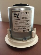 """Electro-Voice EVID C4.2  4"""" Coaxial Speaker W/Horn Loaded Ti Coated Tweeter"""