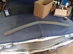 Inside Lower Rear Window Metal Molding 1973 1977 Buick Century Regal Cutlass