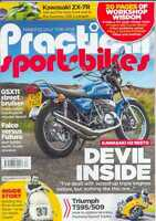 PRACTICAL SPORTSBIKES N.83-70,80,90's Bikes(NEW)*Post included to UK/Europe/USA