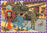 Carte postale humour militaire - J.MAEZELLE