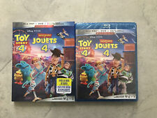 Disney Toy Story 4 (Blu-ray + DVD + Digital, Bilingual)