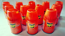 12 Raid Concentrated DEEP REACH Fogger CANS Kills Ants Roaches Spiders Wasp New
