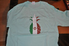 RARE BRAND NEW OFFICIAL Hanson Back To The Island 2015 Shirt size MEDIUM!