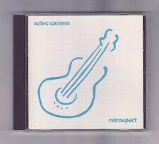 (CD) AZTEC CAMERCA - Retrospect / 12 Trk / PROMO / PRO-CD-5927