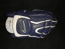 JARED BOLL SIGNED GAME USED GLOVE PLYMOUTH WHALERS COLUMBUS BLUE JACKETS