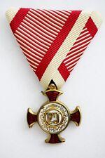 Österreich,Orden KuK goldenes Verdienstkreuz