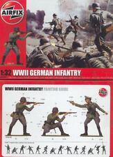 Airfix 02702 - WWII German Infantry - deutsche Soldaten - 1:32